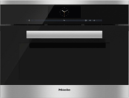 Комби-пароварка Miele DGC6800 EDST/CLST сталь CleanSteel