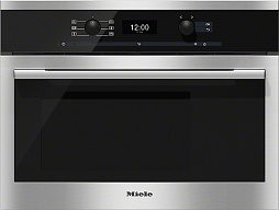 Пароварка Miele DG6100 EDST/CLST сталь CleanSteel